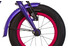 s'cool niXe 12 Barncykel violett, lila